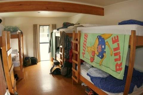 8 Bed Mixed Dormitory Room with Shared Bathroom